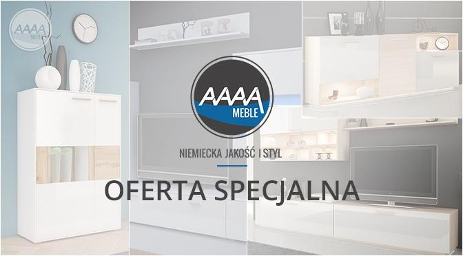 Oferta specjalna sklepu AAAA Meble