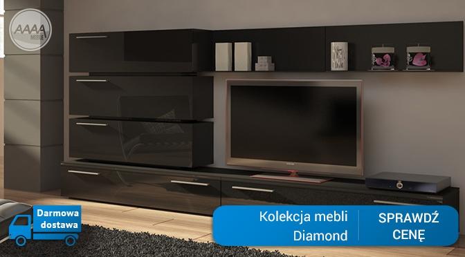Kolekcja mebli Diamond