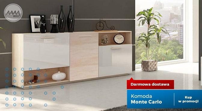 Komoda Monte Carlo